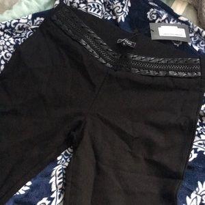 Boohoo black pants
